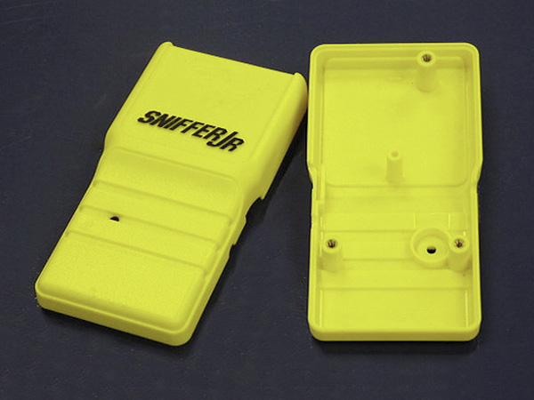 Sniffer Jr – Pad Printed and Insert Molded