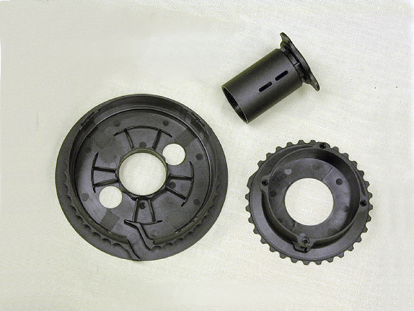 Spindles and Sprockets – Metal to Plastic Conversion